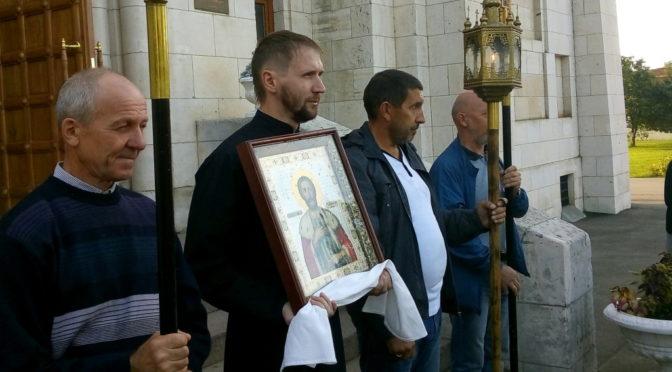 Престольный праздник в Свято-Троицком храме г. Балаково 12.09.2017