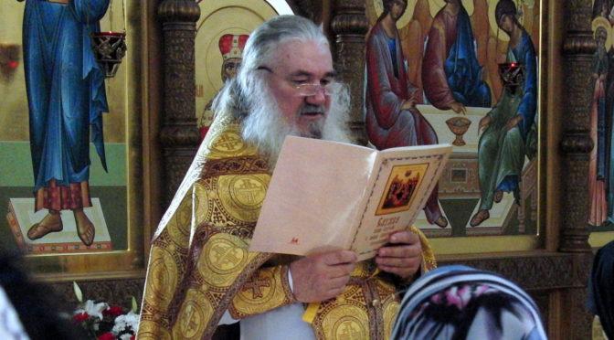 День празднования Собора Саратовских святых в Свято-Троицком храме г. Балаково