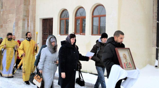 В Свято-Троицком храме г. Балаково отметили престольный праздник