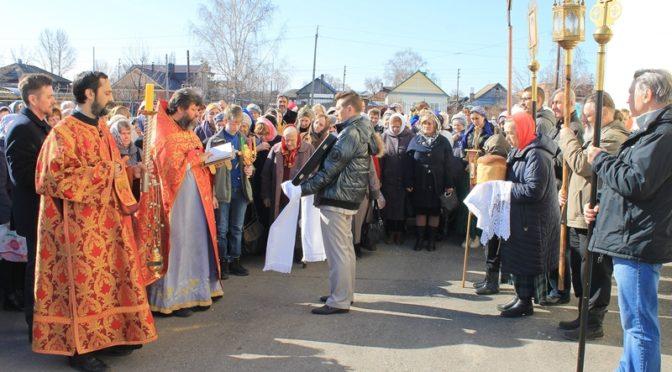 Суббота Светлой седмицы. Богослужение в Свято-Троицком храме г. Балаково