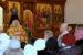 Воскресное богослужение в Свято-Троицком храме г. Балаково 15.12.2019